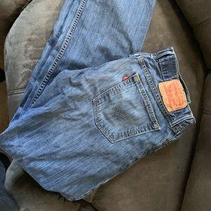 Men's Levi Jeans size 34x34
